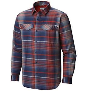 Chemise à manches longues en flanelle Silver Ridge™ Homme