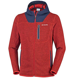 Men's Altitude Aspect™ Full Zip Fleece Hoody