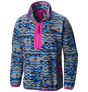 Men's CSC Originals™ Printed Fleece Jacket