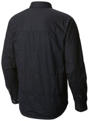 Men&39s Log Vista Fleece Lined Button Up Shirt Jacket | Columbia.com