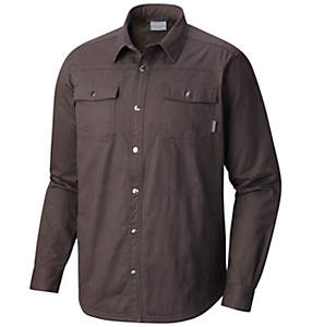 Men's Log Vista™ Fleece Lined Shirt Jacket