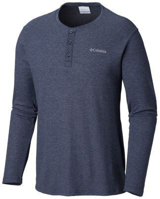 Men's Ketring™ Henley Waffle Long Sleeve Shirt at Columbia Sportswear in Daytona Beach, FL | Tuggl