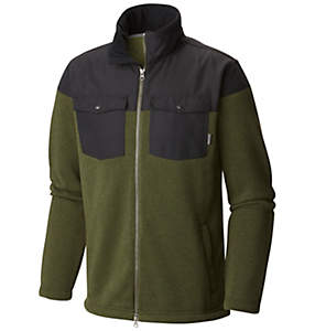 Men's Terpin Point™ II Overlay Fleece Jacket