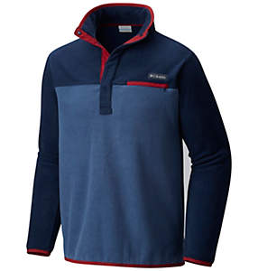 Men's Mountain Side™ Fleece Pullover - Big
