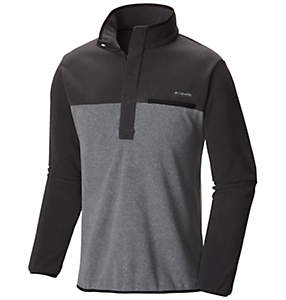 Men's Mountain Side™ Fleece Pullover - Tall