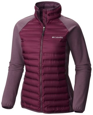photo: Columbia Flash Forward Hybrid Jacket