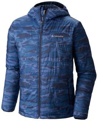 Columbia Saddle Chutes Hooded Jacket