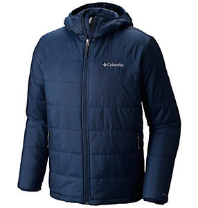 Men's Saddle Chutes™ Hooded Jacket
