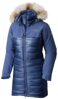 Columbia | Women's Heatzone 1000 TurboDown Insulated Hooded ...
