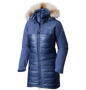 Women's Heatzone 1000 TurboDown™ Long Hooded Parka Jacket