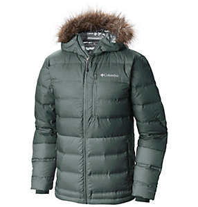 Men's North Protection™ Hooded Down Jacket