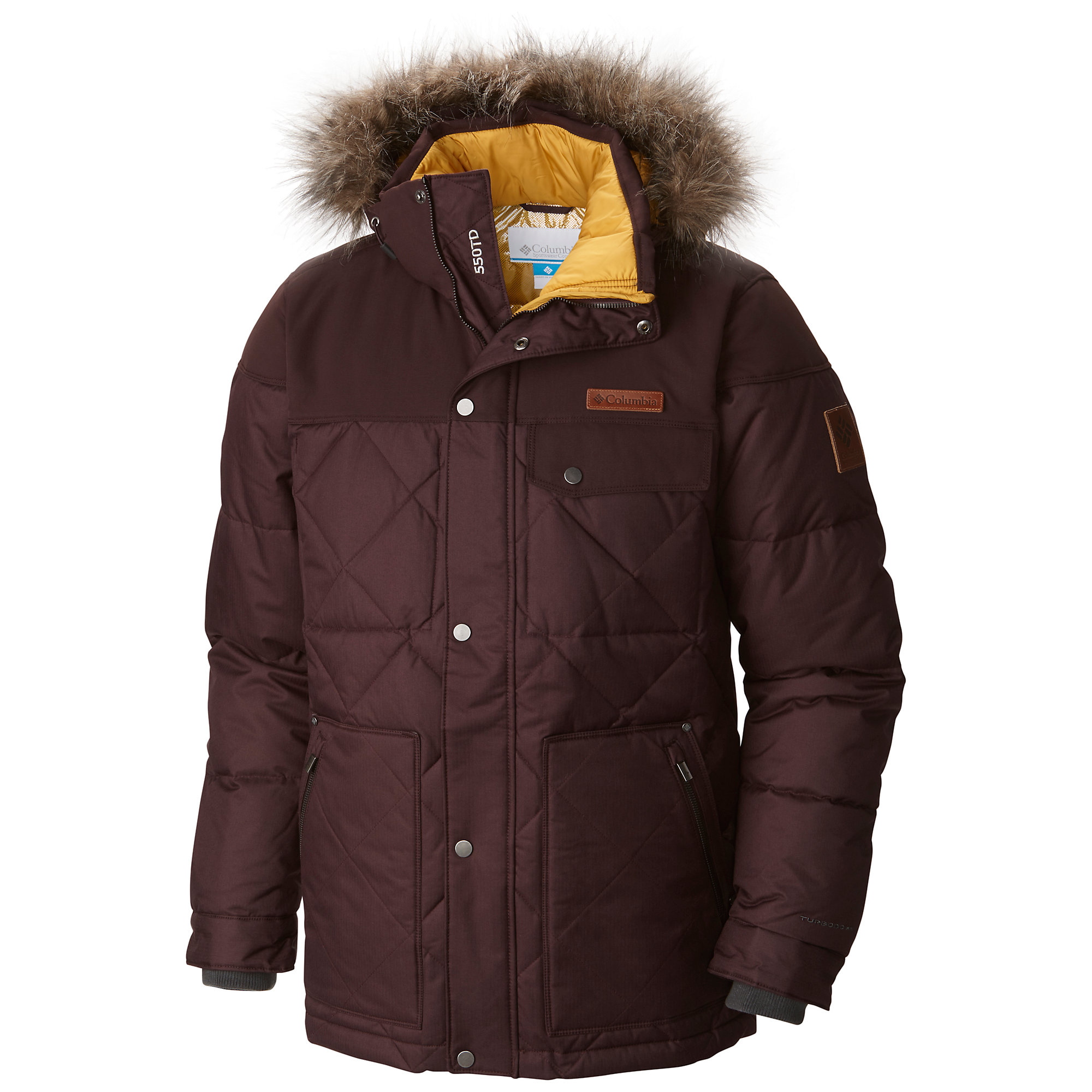 Columbia Barlow Pass 550 TurboDown Jacket