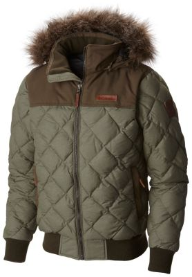 Columbia | Men&39s Dechen Synthetic Down Insulated Water Resistant