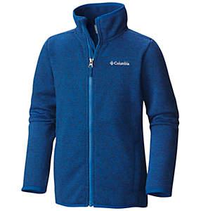 Boy's Birch Woods™ Full Zip Fleece Jacket