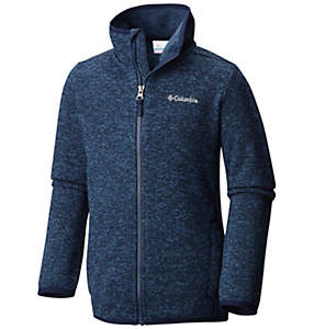Boy's Birch Woods™ Full Zip Fleece Jacket