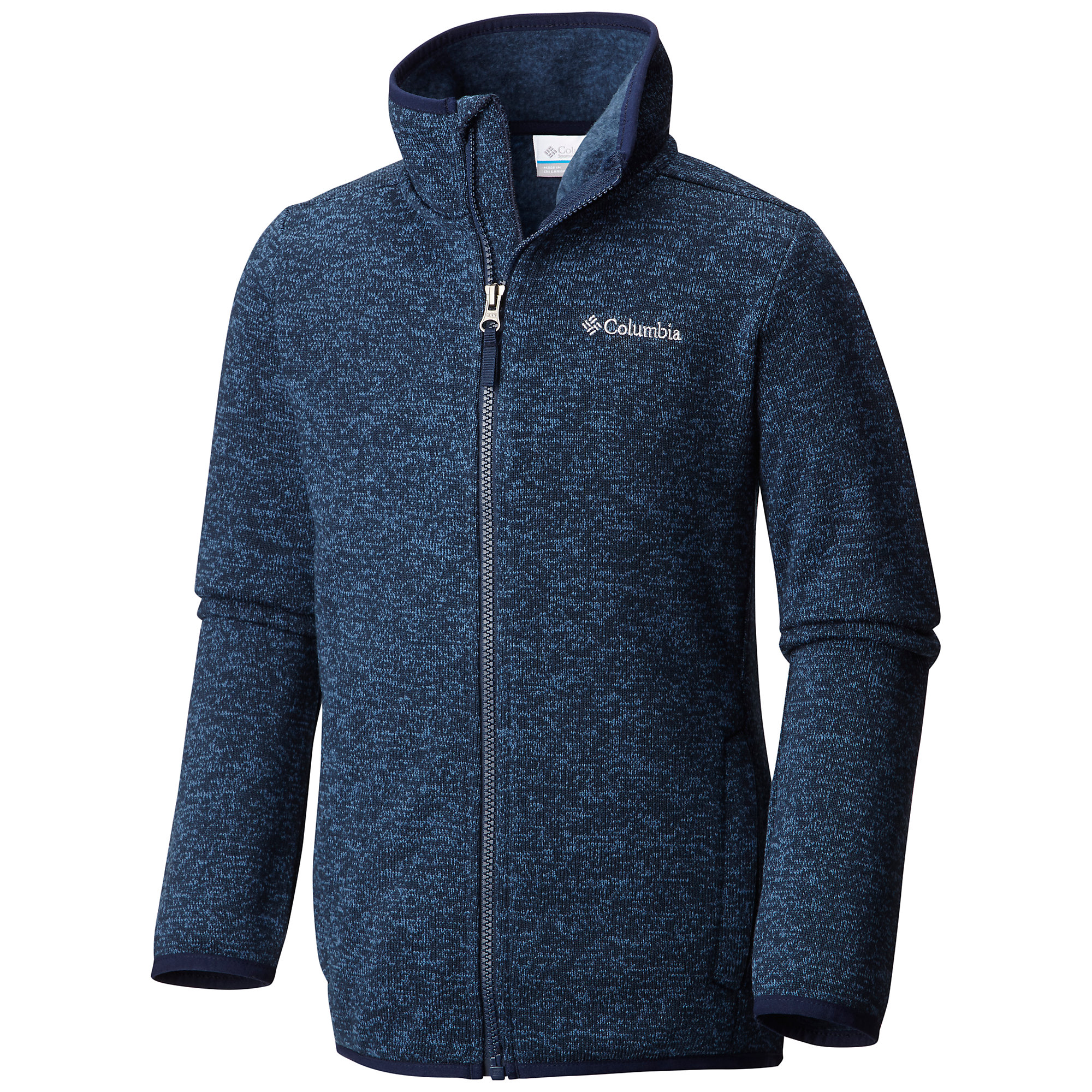 photo: Columbia Birch Woods Full Zip