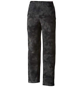 Boy's Glacial™ Printed Fleece Pant