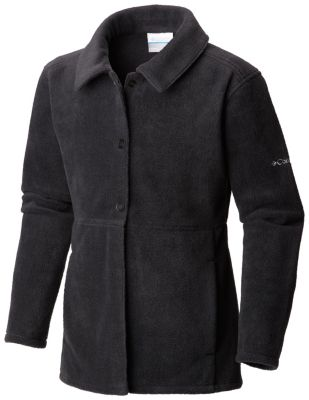 Columbia Benton Springs Button Up Coat