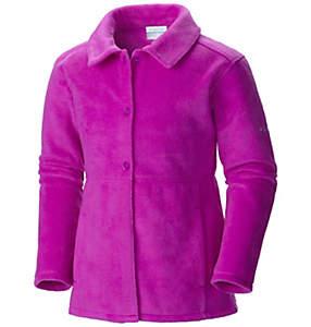 Girl's Benton Springs™ Button Up Fleece Coat