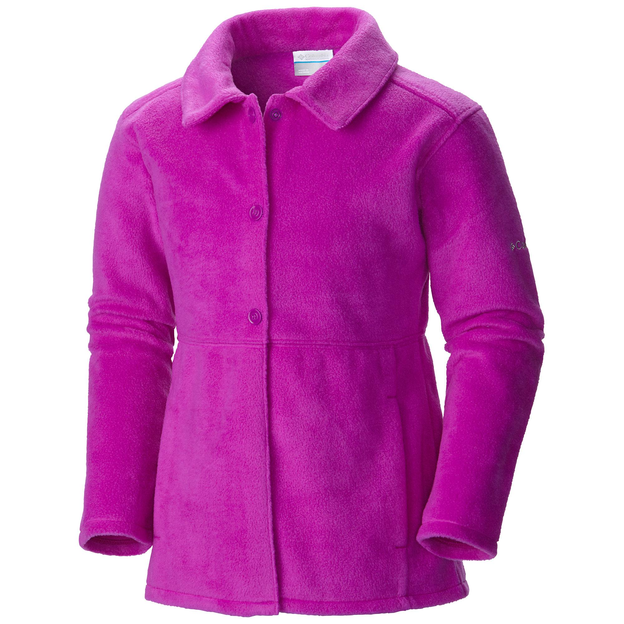 Columbia Benton Springs Button Up Coat