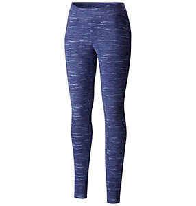 Leggings in pile fantasia Glacial™ da donna
