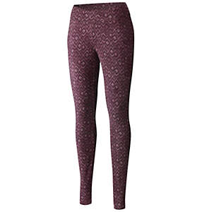Women's Glacial™ Fleece Printed Legging Pant - Plus Size