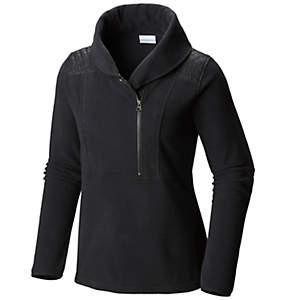 Women's Warm Up™ Fleece Half Zip Shirt