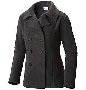 Women's Benton Springs™ Fleece Pea Coat Jacket