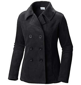 Women's Benton Springs™ Pea Coat - Plus Size