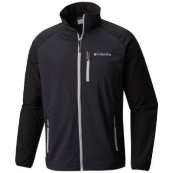 Columbia Men's Green Lake Softshell Jacket
