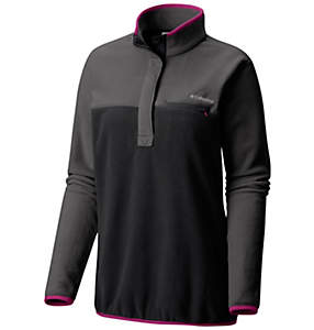 Women's Mountain Side™ Pull Over Fleece Jacket - Plus Size