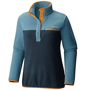 Women's Mountain Side™ Pull Over Fleece Jacket - Plus Size