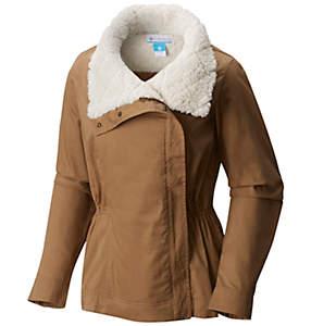 Manteau doublé en laine polaire Sherpa Outdoor Explorer™ pour femme