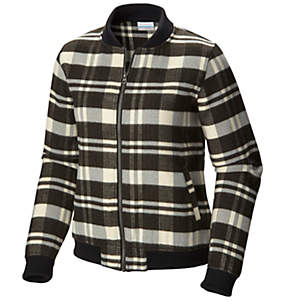 Women's Alpine™ Plaid Bomber Jacket