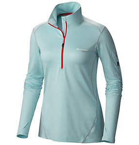 Women's Diamond Peak™ Half Zip Shirt