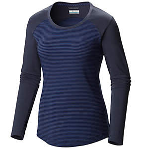 Women's Layer First™ II Striped Long Sleeve Shirt