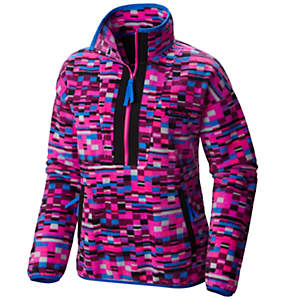 Women's CSC Originals™ Printed Fleece Jacket