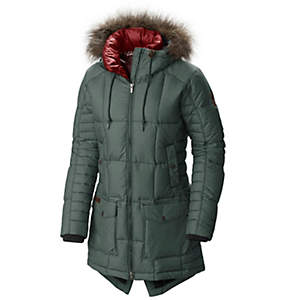 Women's Della Fall™ Mid Hooded Down Jacket