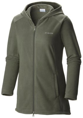 Columbia Northern Woods Women's Long Fleece Jacket