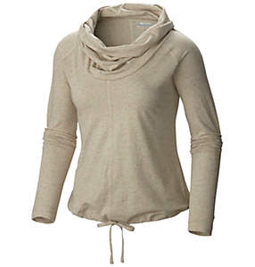 Women's Knick Beach™ Pullover Cowl Neck Top
