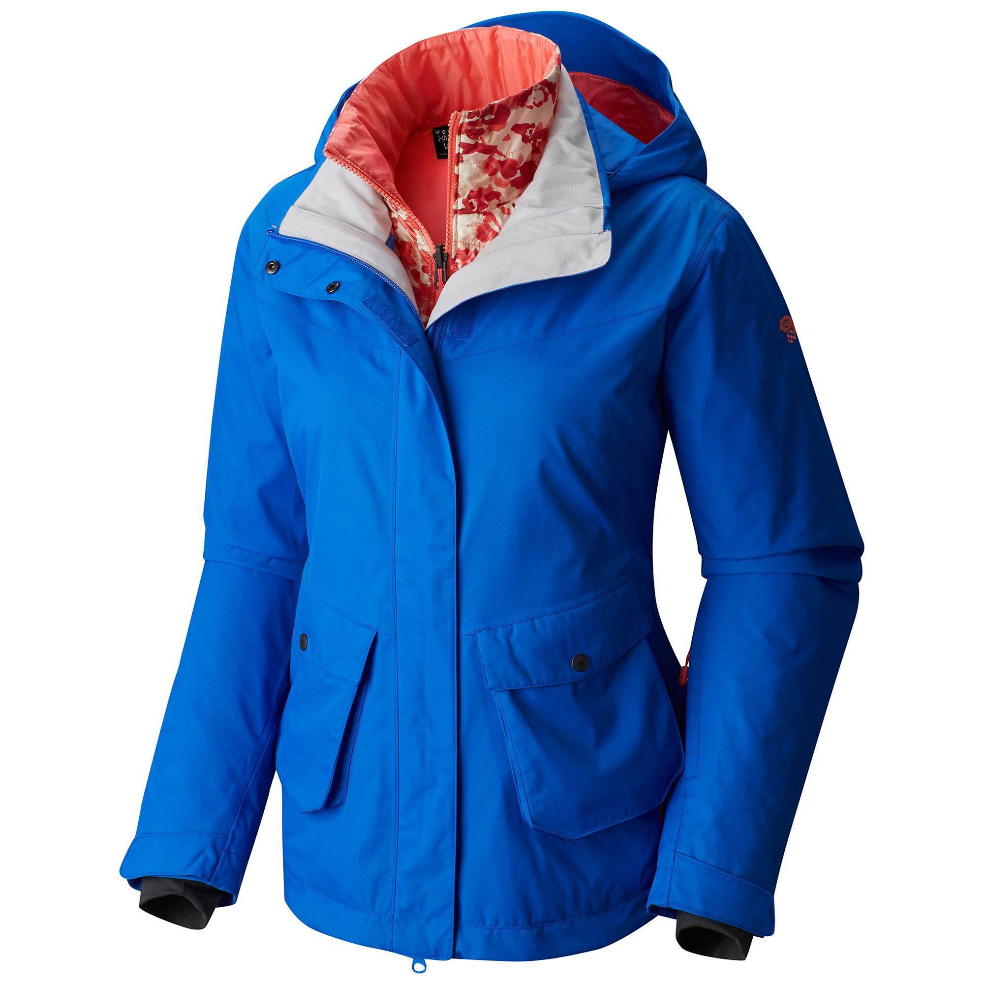 Mountain Hardwear Snowburst Trifecta