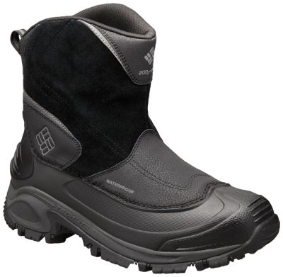 Men's Bugaboot II Waterproof Insulated Slip On Winter Boot | Columbia