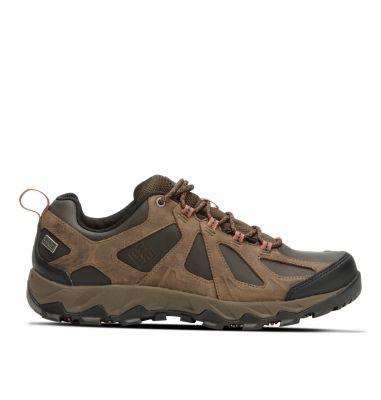 Columbia PEAKFREAK XCRSN II OUTDRY - Walking shoes - cordovan/sanguine pkbX8apZBQ