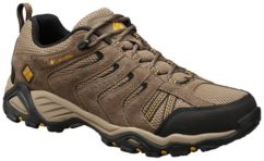 Men's North Plains™ II Leather Low Top Trail Hiking Shoe  - Wide