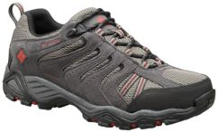 Men's North Plains™ II Waterproof Leather Low Top Trail Hiking Shoe