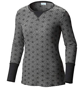 Women's Weekday Waffle™ II Burnout Long Sleeve Shirt