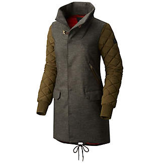 Women's Conquest™ Carly Wool Coat
