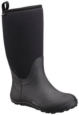 Womens Snowpow Tall OmniHeat Boot  Black       Light Grey  1701371Womens