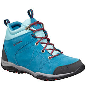Women's Fire Venture™ Mid Waterproof Leather Hiking Boot