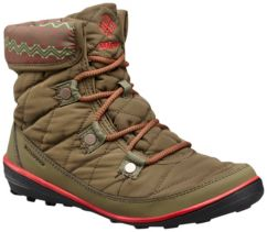 Women's Heavenly™ Shorty Omni-Heat™ Print Lace Up Boot